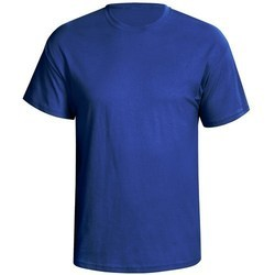 M AndXL Mens Blue T Shirt