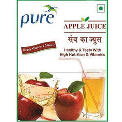Pure 100 gm Instant Apple Drink Premix, Packaging: Packet