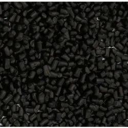 Black Polycarbonate Granules, Packaging Type: Packet, Packaging Size: 25kg