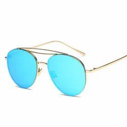 Male And Female Stylish Sunglasses, Size: Free Size