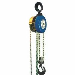 Y-tal Blue Chain Pulley Block, Capacity: 5 ton