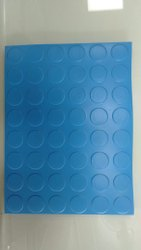 Rubber Electrical Insulating Mats, Thickness: 1 - 3 Mm
