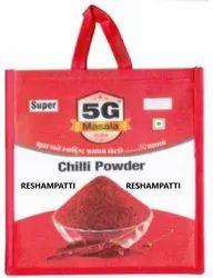 1Kg Reshampatti Red Chilli Powder, PP Bag