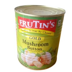 Frutine's Gold Mushroom Button, Packaging Size: 800 gm