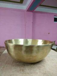 Hand Made Zinc Bowl