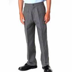 Cotton School Grey Full Pant