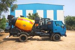 Mini ( 2000 Ltrs ) - Truck Mounted Transit Mixer