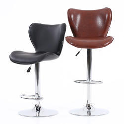 Backrest Bar Stool