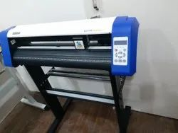 Rishabh Gold Cut Sticker Cutting Plotter