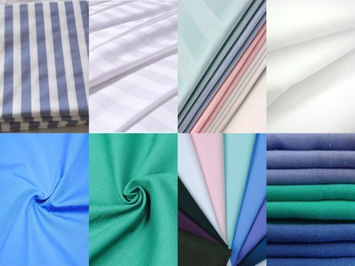 Hospital Uniform Fabric