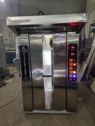 Diesel Rotary Oven 14 Trays