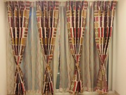 D Decor Curtain