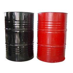 Black And Red Bitumen Drums