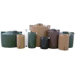 Multicolor Plastic Water Storage Tank, Storage Capacity: 500, 1000 And 2000 L, Capacity: 500-1000 L