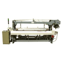 Semi-Automatic Rapier Loom Machine