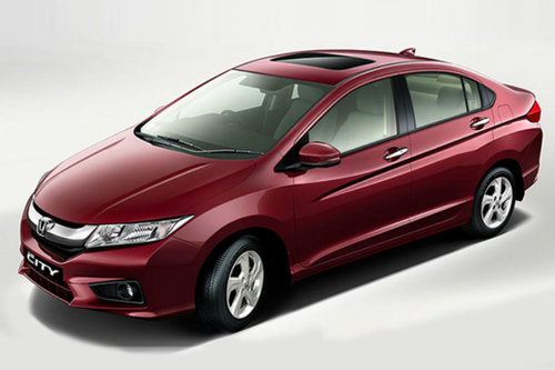 Delightful Honda City Car