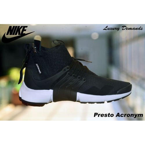 Men Mesh Nike Presto Acronym Shoes, Size  7 And 8, Rs 2299  pair ... 34e49a8a02