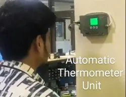 Automatic Thermometer Device