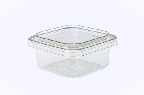 STC PET Food Packaging Container/Deli Container, Capacity: 150 gms