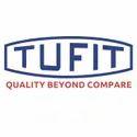 Tufit BHS-Bulkhead Straight Coupling