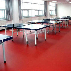 Laminated Table Tennis Flooring