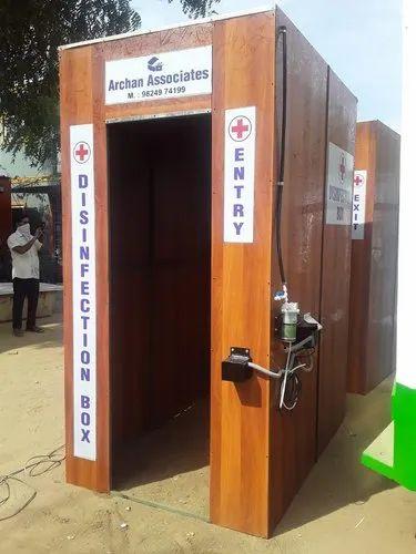 Disinfection Box  / Sanitization Tunnel
