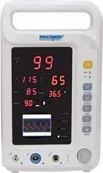 Pulse Oximeter with NIBP & Temperature , Aqua 7 Lite
