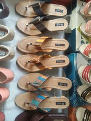 fa27ff3548c4c3 Ladies Flat Sandals in Ludhiana