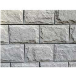 Rockface Wall Cladding Tiles, Thickness: 0-5 mm
