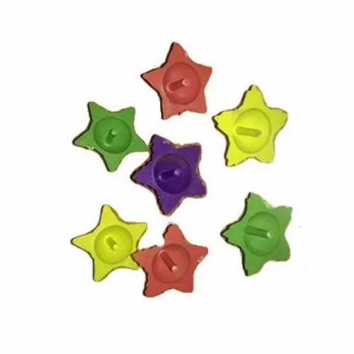 Plastic Star Spinner Toy