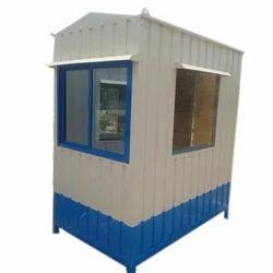Readymade Security Cabin