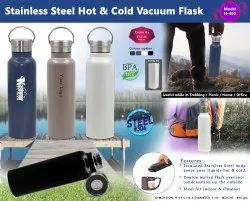 Steel Vacuum Flask Bottle H-405