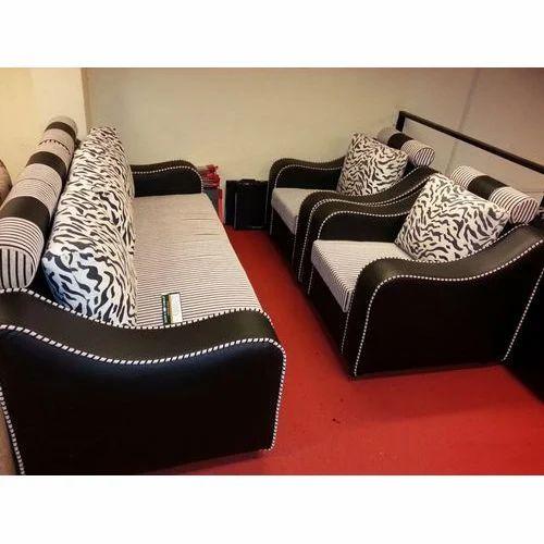Five Seater Sofa Set At Rs 26000 Set Designer Sofa