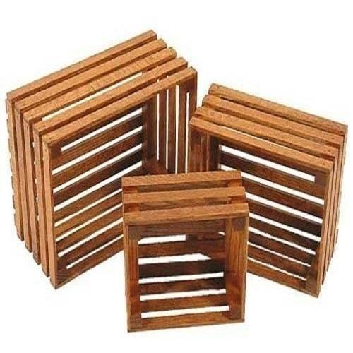 Babool Wood Crate