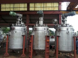 Acrylic Resin Plant