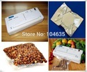 White Household Vacuum Packing Machine, Model No.: 280