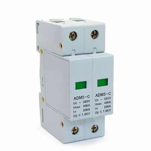 Miniature Circuit Breaker Surge Protector Din Rail
