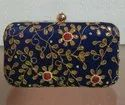 Fancy Embroidered Ladies Clutch