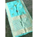 Zarika Hit Color Vol 1 Banarasi Silk Dupatta