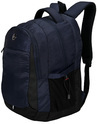 Navy Blue Sunrise Laptop Backpack Bag