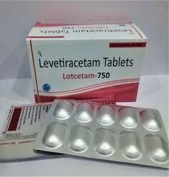 Levetiracetam 750 mg