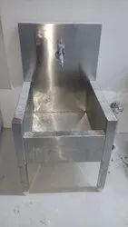 Single SS Sink, For Hospital,Commercial