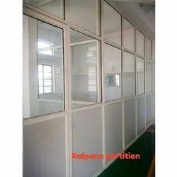 Aluminium Frame Office Partition