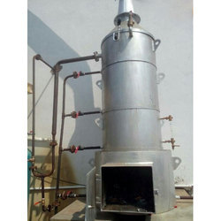 Vertical Wood Boiler