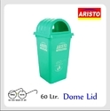 Aristo Dustbin 60 Ltr Dome Lid