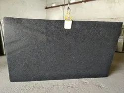 R. Black Granite stones slab
