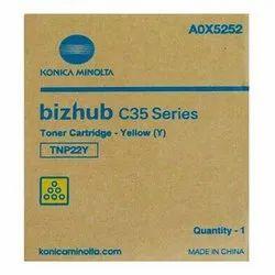 TNP22Y Konica Minolta Toner Cartridge