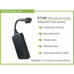 ET300 Vehicle Tracking System on Rent