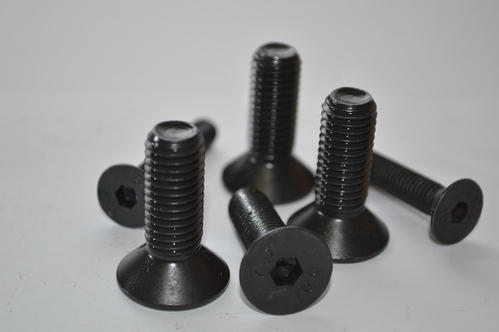 Steel Fasteners - Stainless Steel Hex Bolts Manufacturer from Mumbai