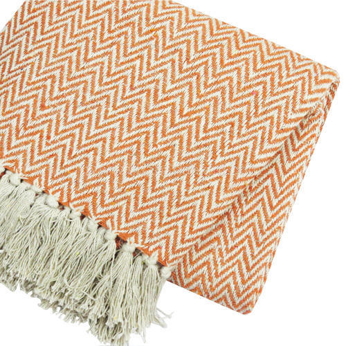 Sofa Throws Bedding Orange Throw Blanket
